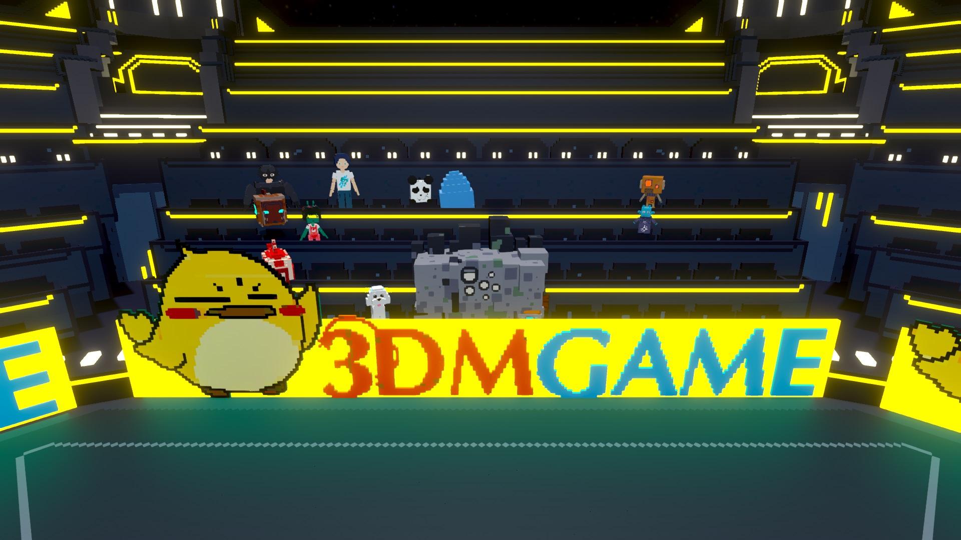 舞台式动作游戏《星际角斗场》正式发售 定价48元