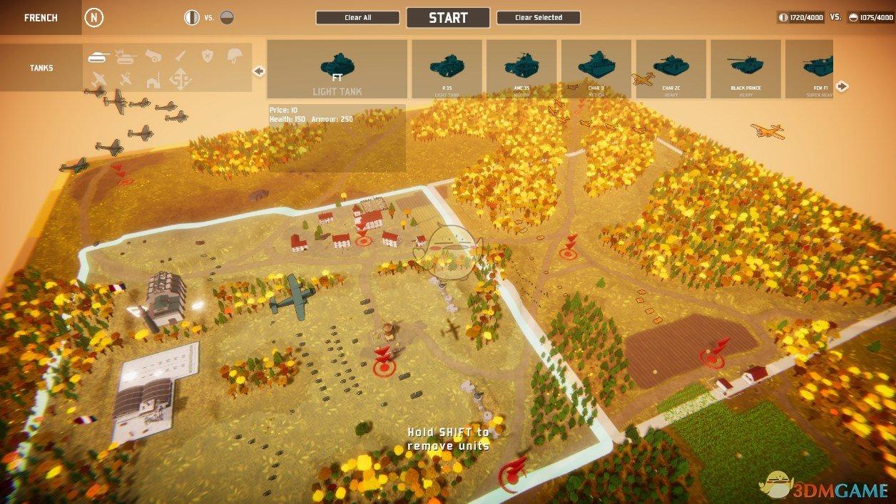 《全面坦克模拟器》游戏战役模式介绍