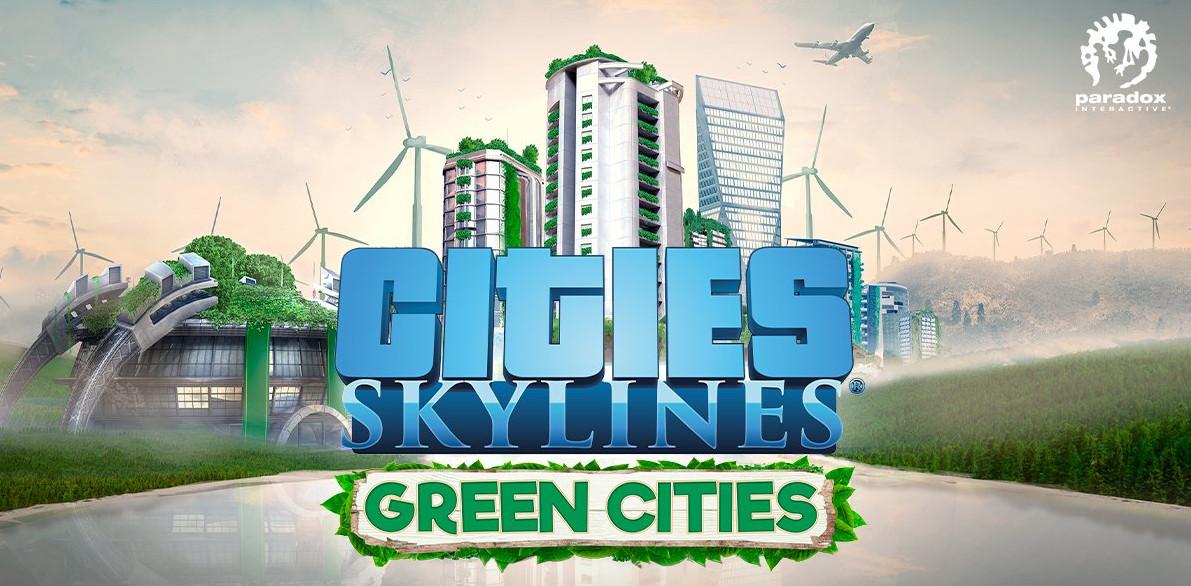 《城市:天际线》绿城DLC免费领 但仅限主机玩家
