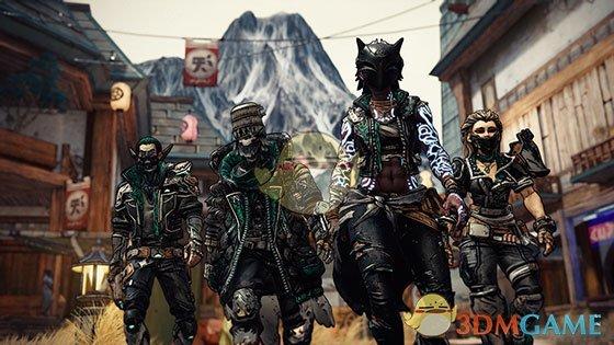 《无主之地3》DLC3浴血镖客内容分享