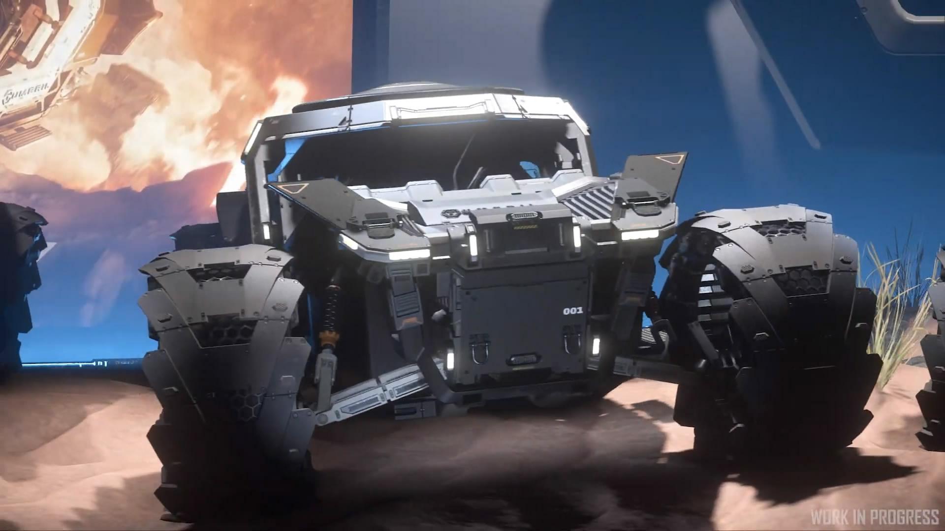 《星际公民》筹款破2.84亿 新视频展示Pyro I星球等