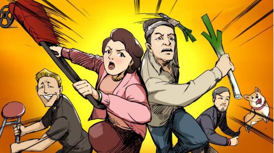 养成游戏《退休模拟器》:开启年轻人的朋克养老生活