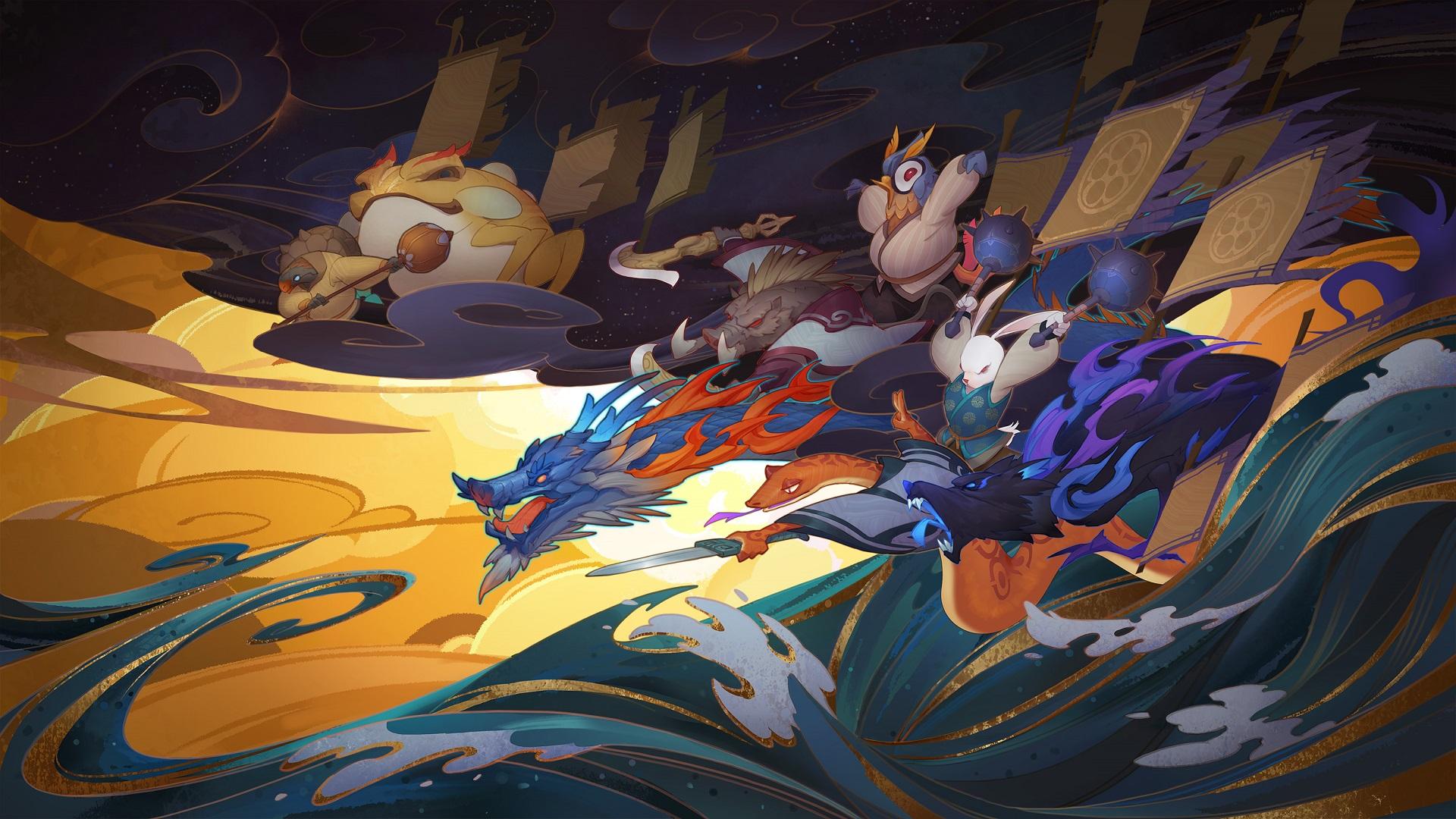 """《了不起的修仙模拟器》公布新版本宣传视频 """"龟妖的早饭"""""""