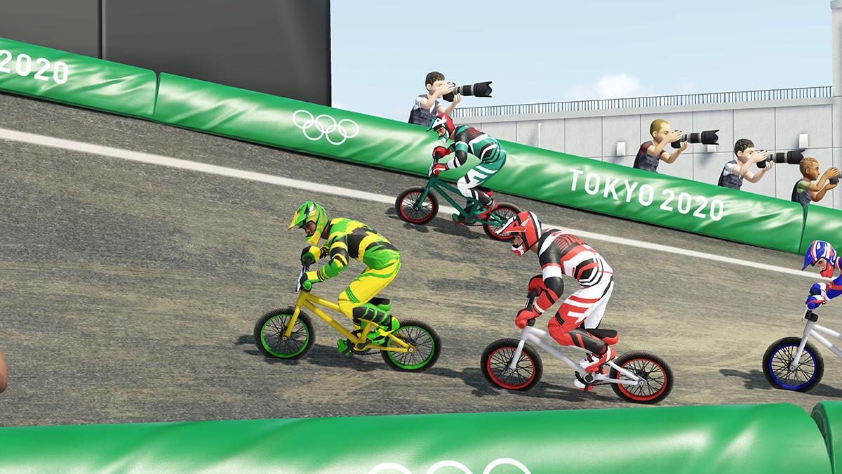 《2020东京奥运 官方授权游戏》体验版第5波开始发布