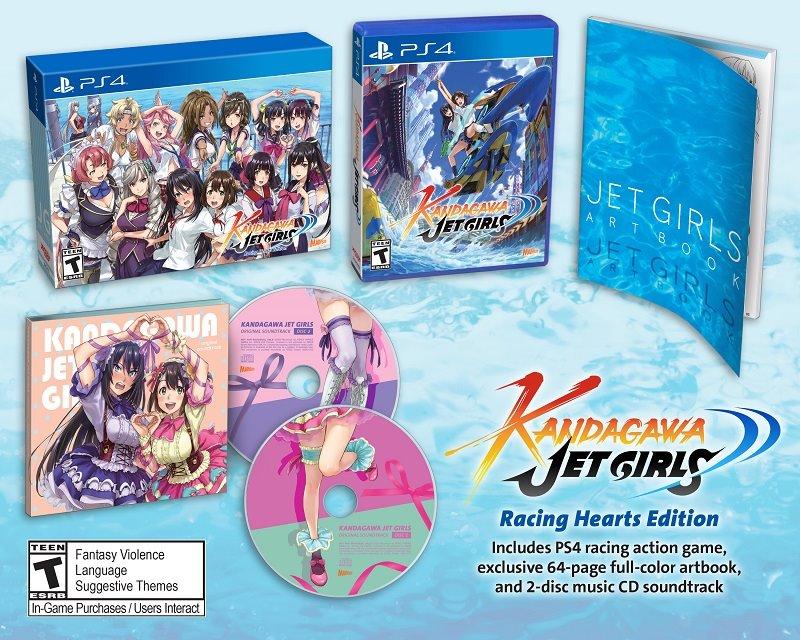 《神田川Jet Girls》将推出PC版本 今夏登陆Steam平台