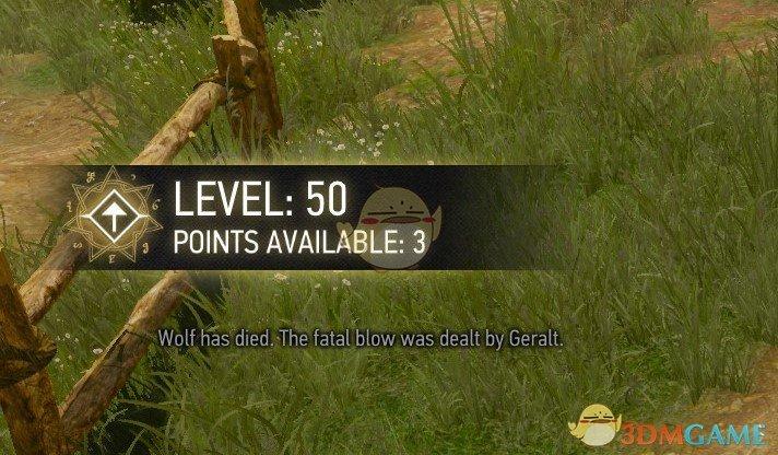 《巫师3:狂猎》升级弹窗始终显示MOD