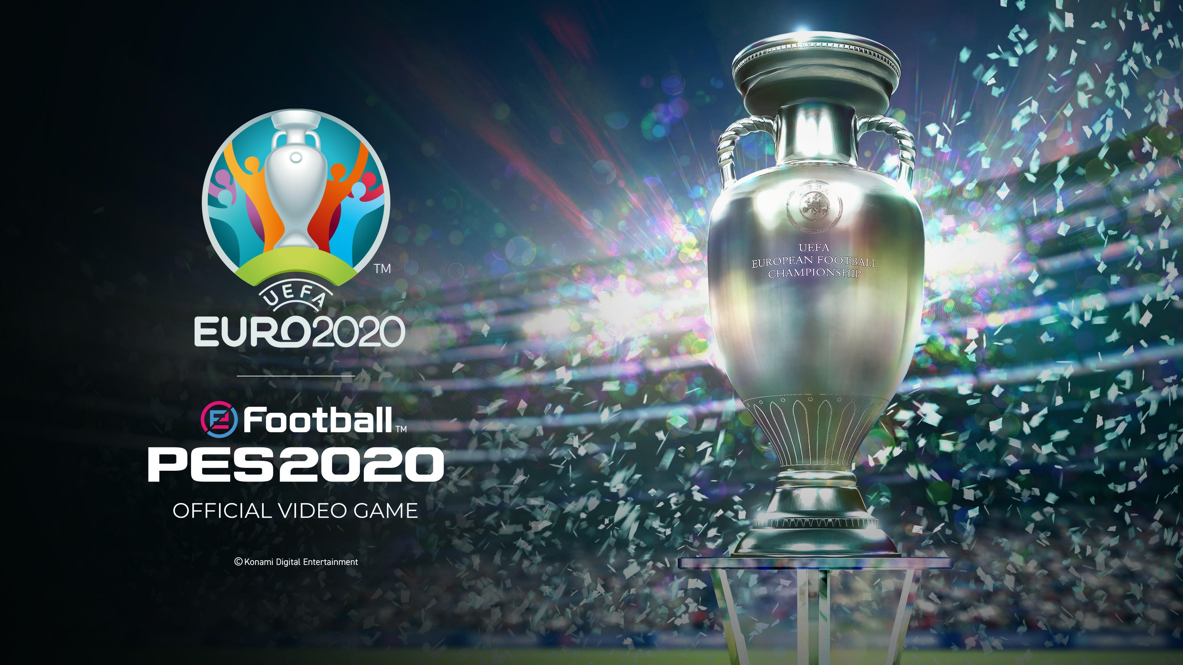 欧陆最强者!《实况足球2020》欧洲杯DLC宣传片公开