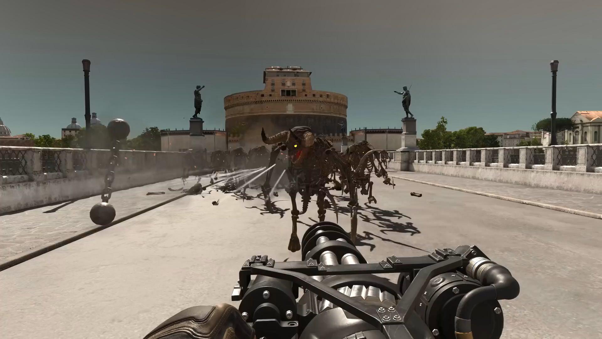 《英雄萨姆4》开发者介绍视频 直面成千上万的敌人