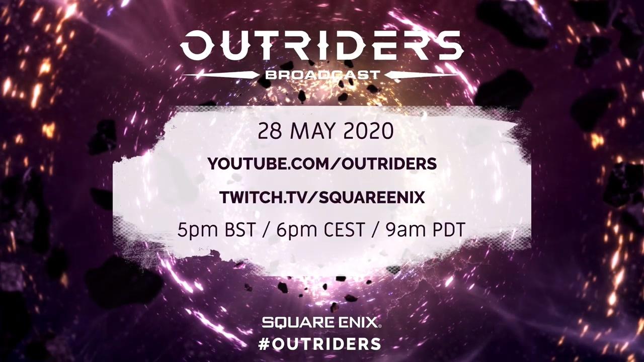 《Outriders》每月将有新视频介绍 仍计划年内圣诞假期发售