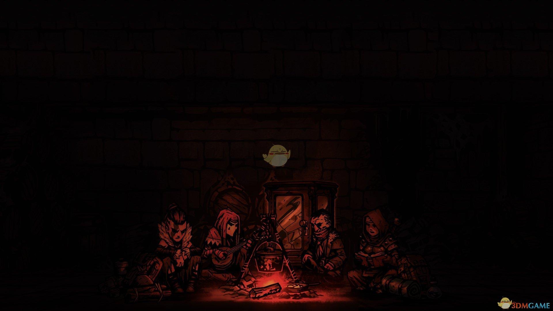 《暗黑地牢》荒野互动物品一览