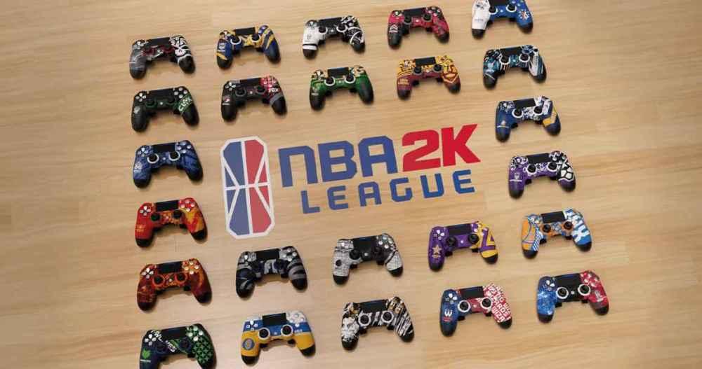外设厂商SCUF公布《NBA 2K》手柄产品线