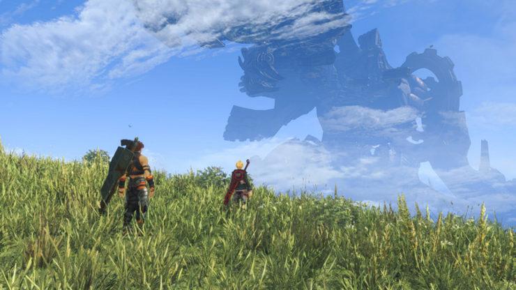 《异度神剑:终极版》分辨率曝光 运行稳定30帧