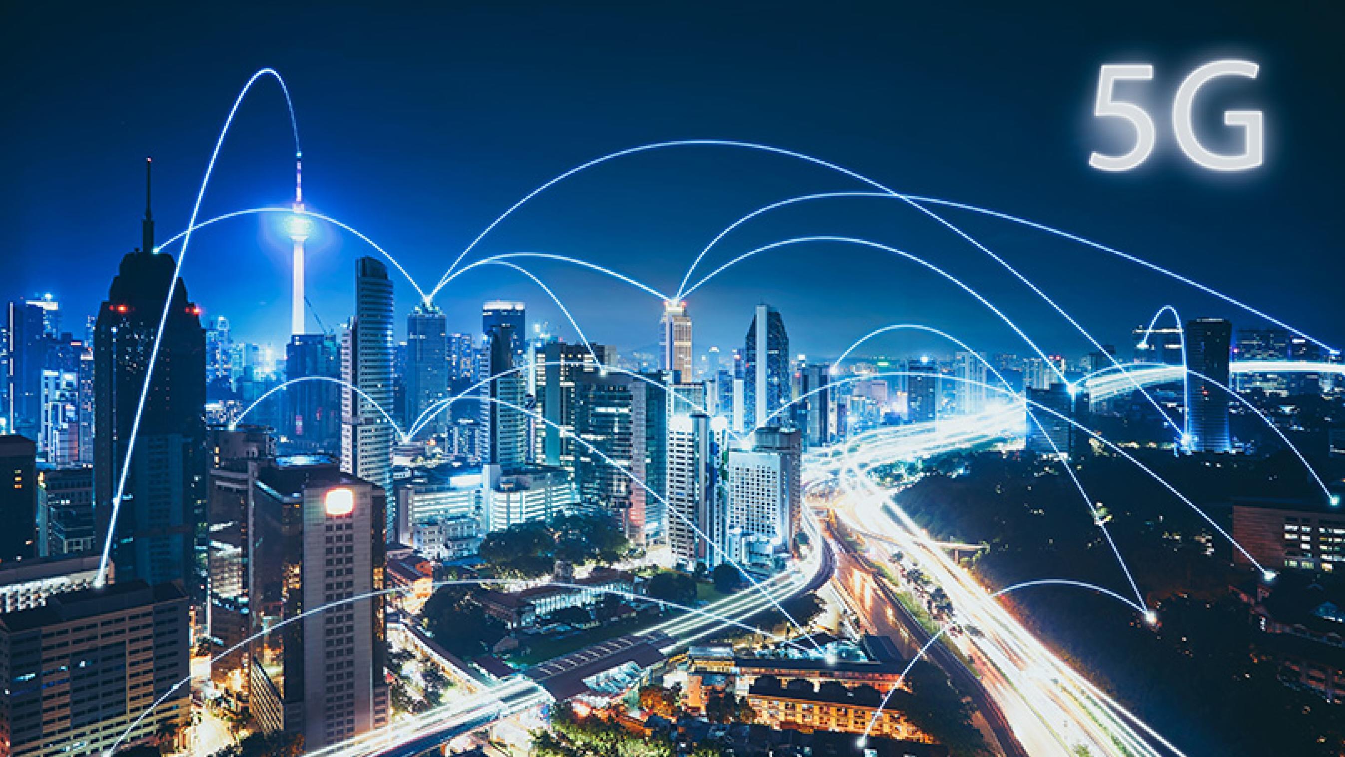 我国每周增加1万多个5G基站 5G客户累计已超3600万