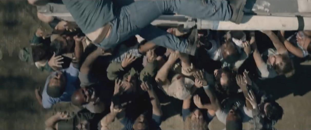 美国丧尸恐怖新片《空地》发布预告 6月4日放送