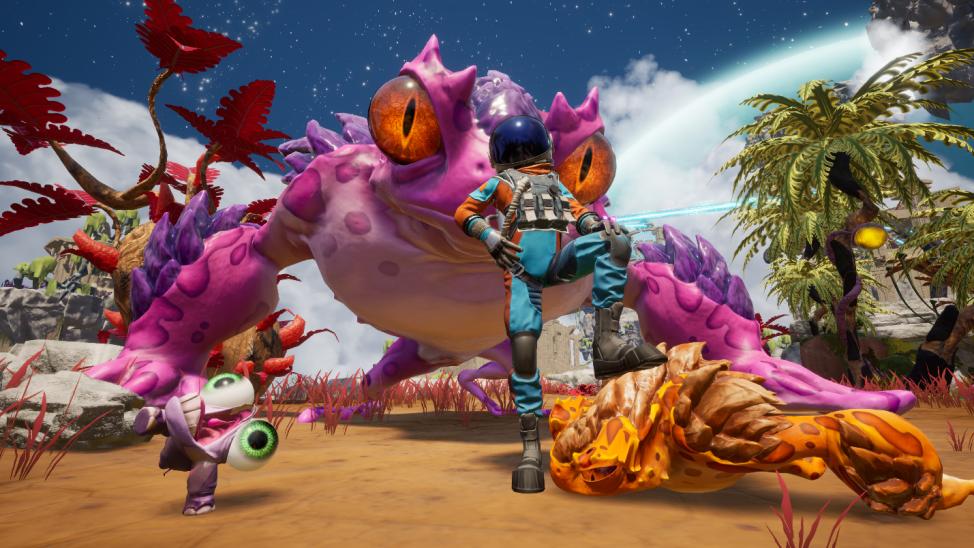 505 Games将在NS平台发行《狂野星球之旅》及《密不