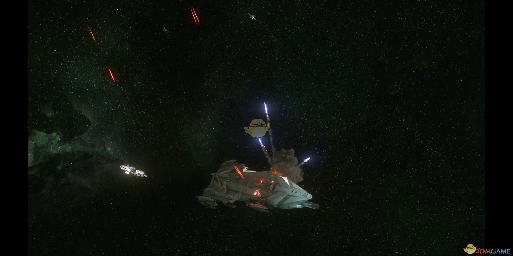 《星际公民》全舰船油箱容量介绍
