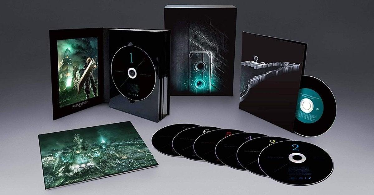 《最终幻想7:重制版》原声音乐专辑发售 售78美元