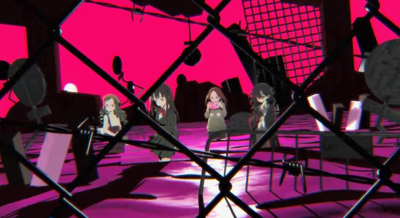 日本一《少女地狱的毒娘》新宣传片:粉色毒娘净化地狱!