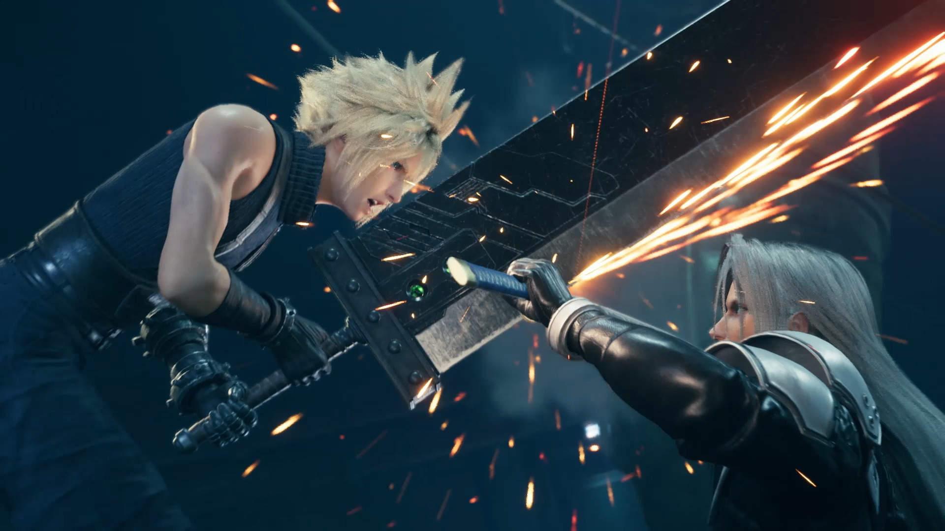 英国4月游戏销量榜:《最终幻想7重制版》第1 不及FF15
