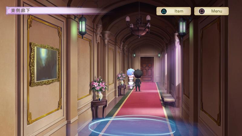 《Re:从零开始》新游揭露 今冬登陆PS4/NS/PC