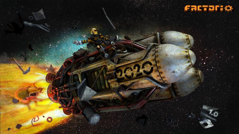 《异星工厂》宣布8月14日结束Steam抢先测试 避开《赛博朋克》?