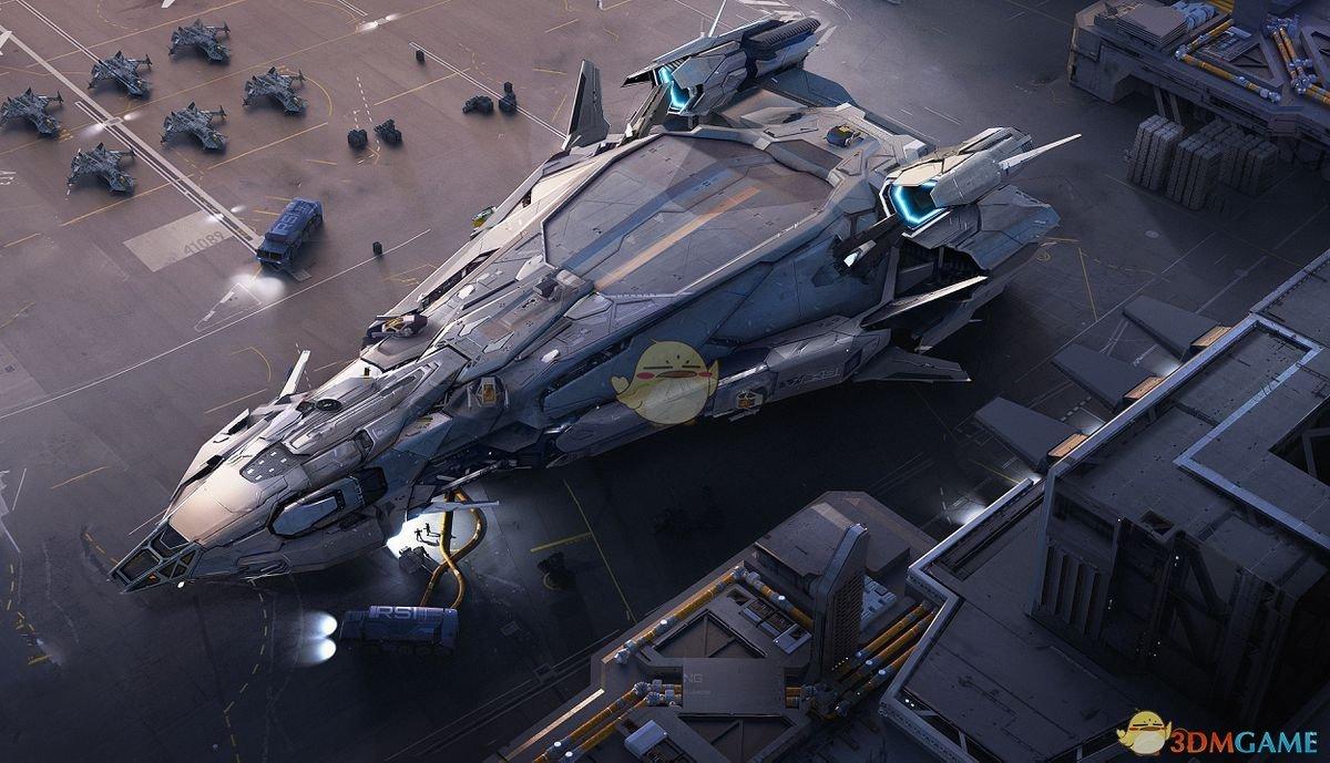 《星际公民》速度最快飞船介绍