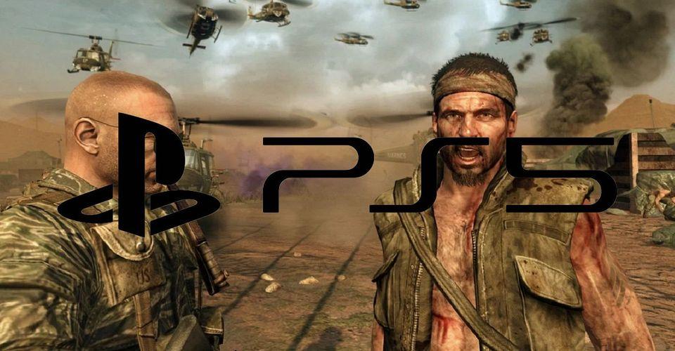 《使命召唤17》或将在6月5日PS5活动上正式公布