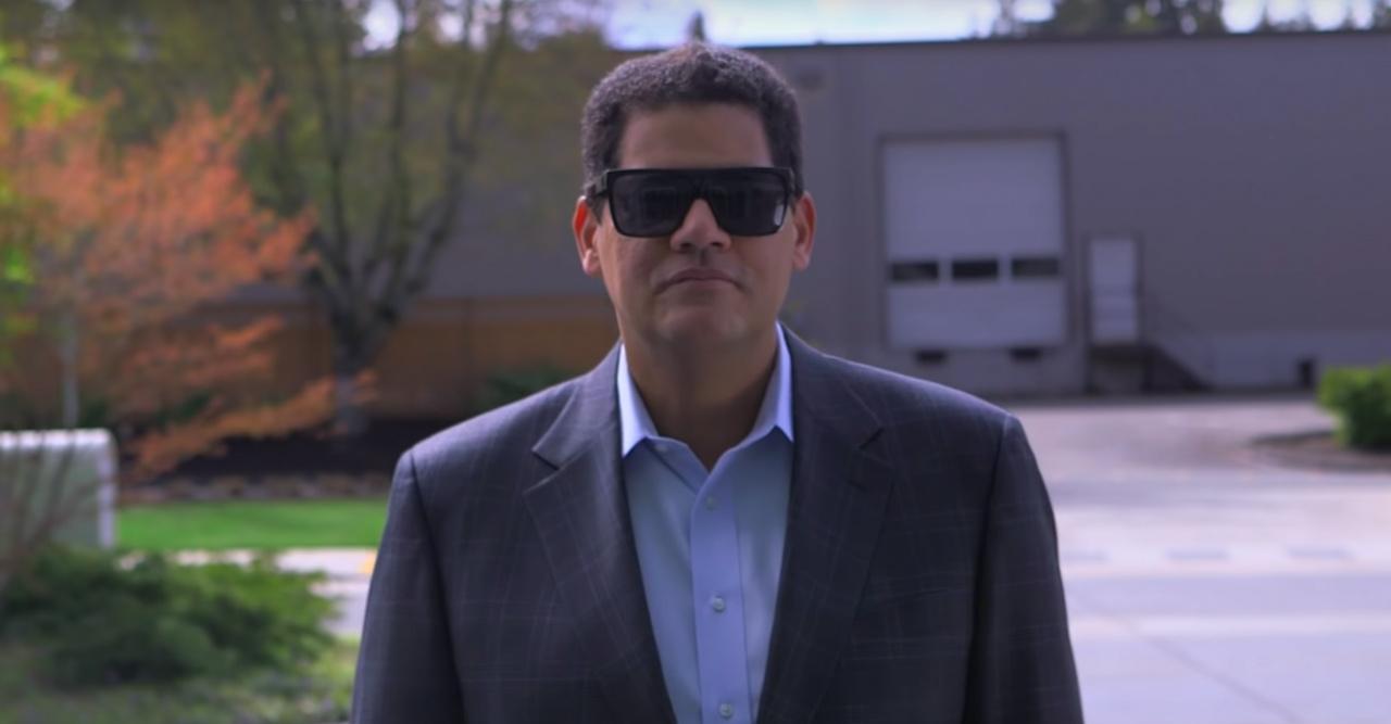 任天堂前北美CEO首次参加E3时竟被人当成保安