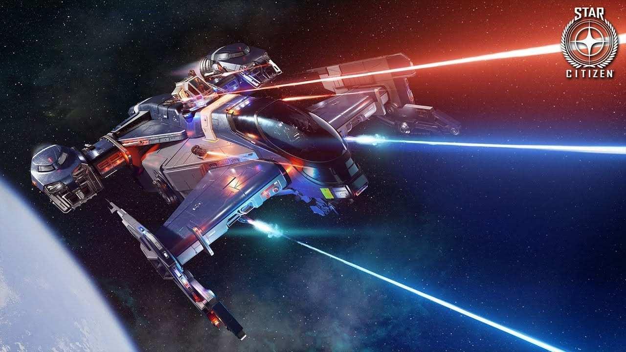 《星际公民》新视频介绍警用飞船与打捞玩法