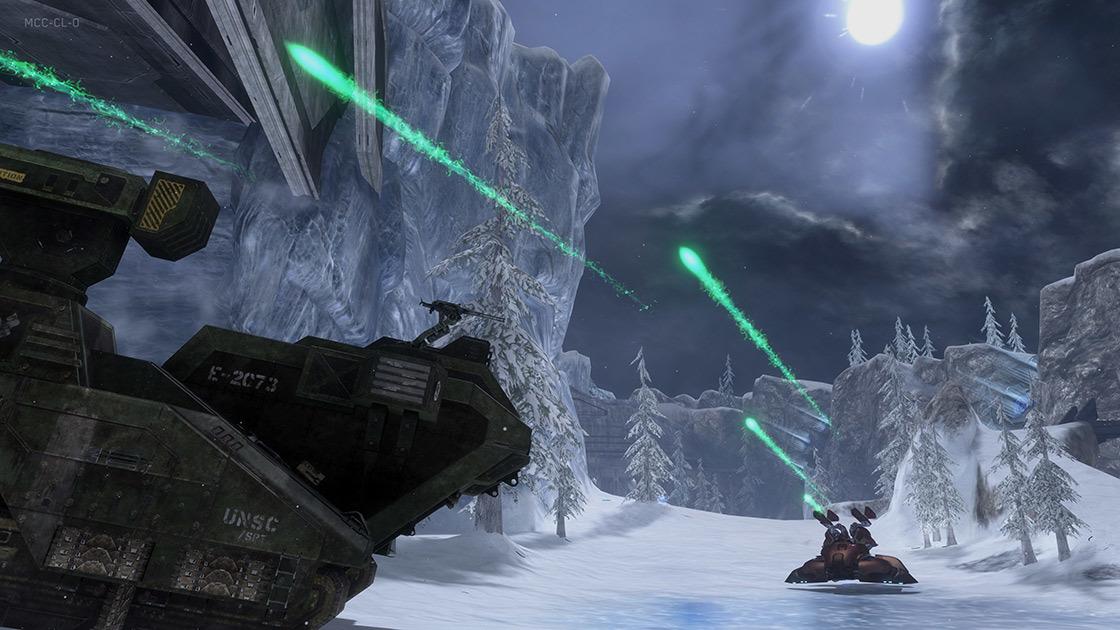 《光环3》PC版新截图 BETA测试细节公开