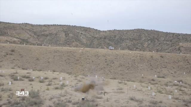 工业级炸药都用上了 来看看《光环:无限》如何捕捉爆炸声响