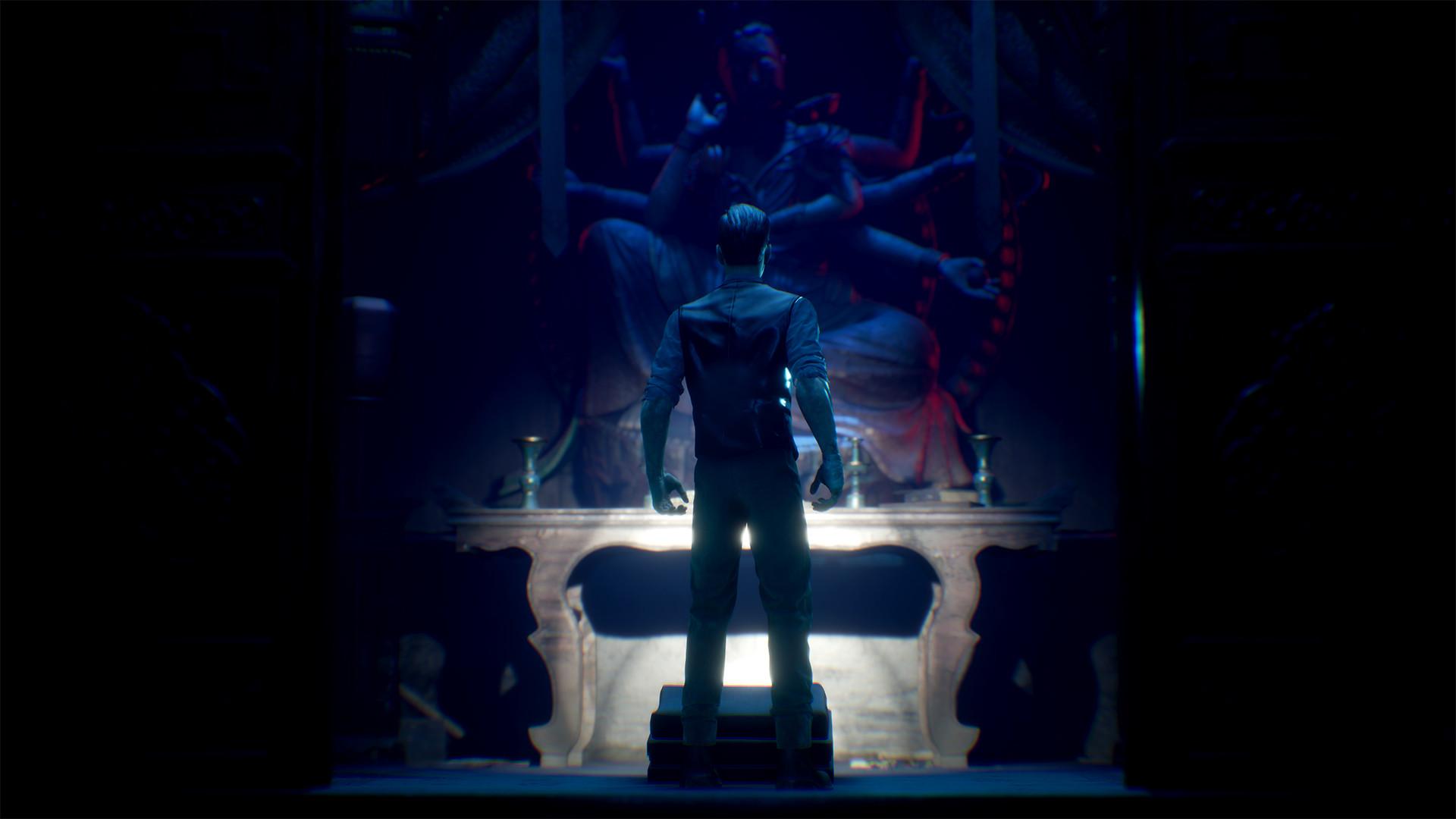 国产恐怖游戏《纸人2》上架Steam 探索阴森古宅