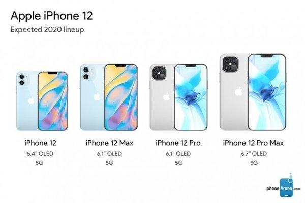梦回iPhone 4!5G版iPhone 12爆料汇总 亮点满满
