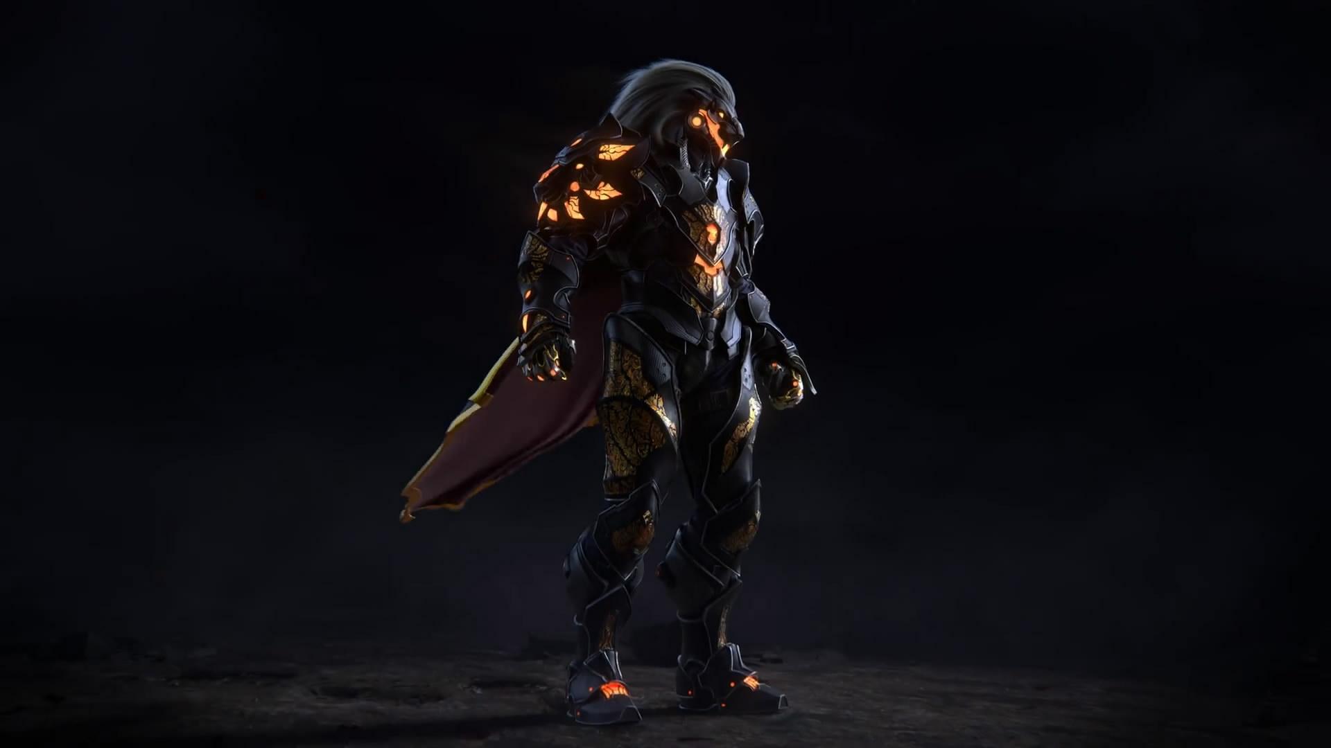 次世代ARPG《众神陨落》预告 游戏职业银鬃展示