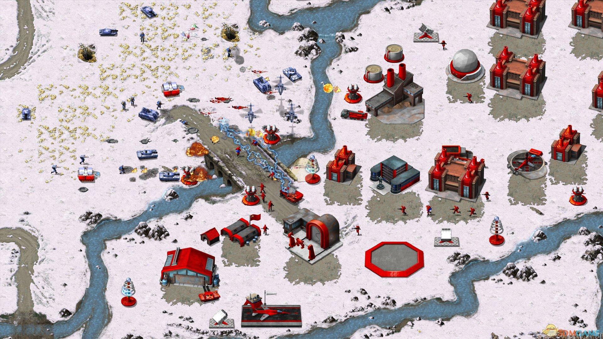 《命令与征服:重制版》游戏特色内容一览