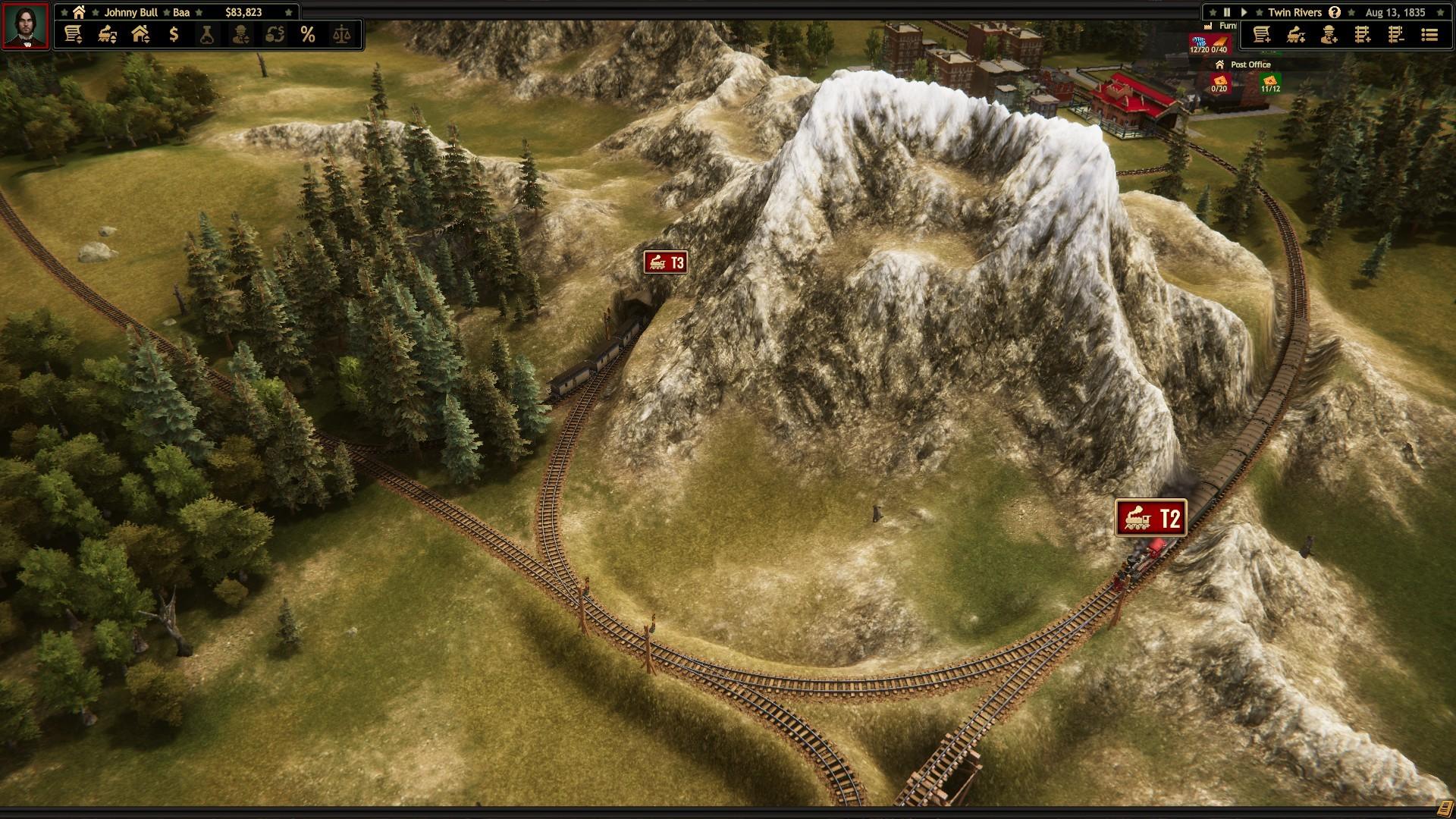 """《铁路公司》DLC""""内战""""将于6月4日登陆PC"""