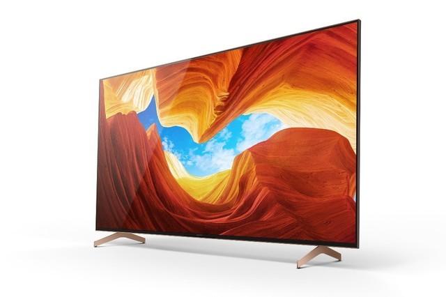 索尼发布新品4KHDR智能液晶电视X9100H系列 6499元起