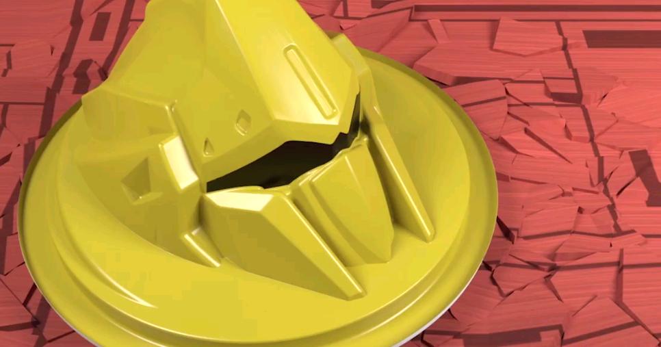 高达联动世界首个黄金涂色豆腐公开 造型来自鸭