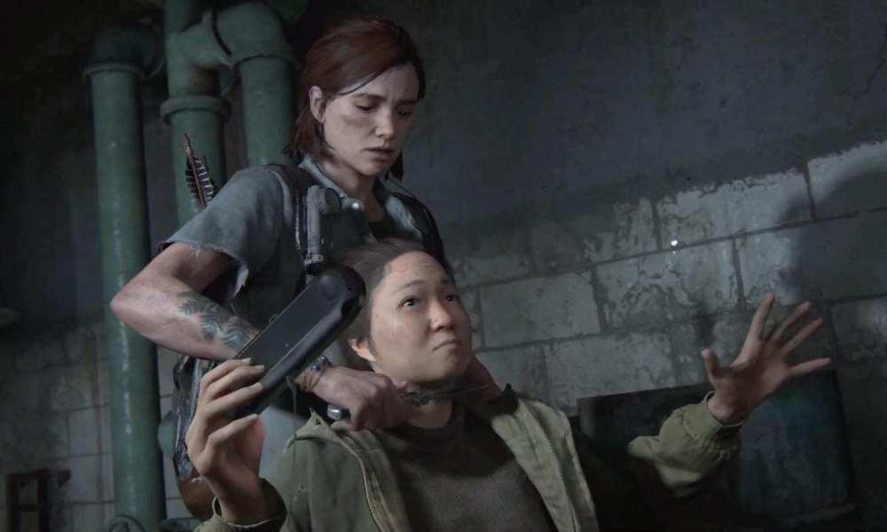 传《最后的生还者2》在PS4 Pro运行时 风扇噪音很大