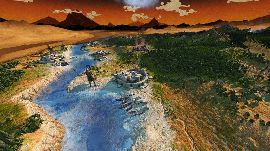 《全面战争传奇:特洛伊》8月登陆Epic 前24小时免费领