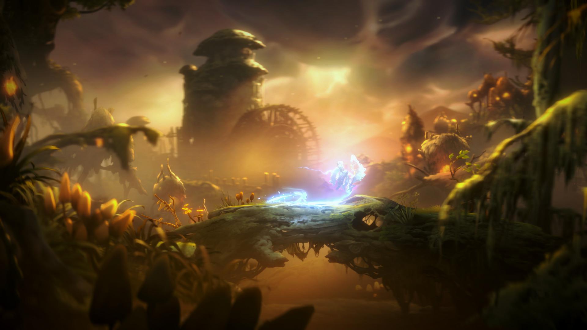 《奥日与萤火意志》Steam版首次促销 售价72元