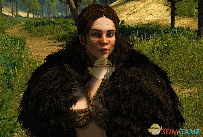 《骑马与砍杀2》达娜女性预设MOD