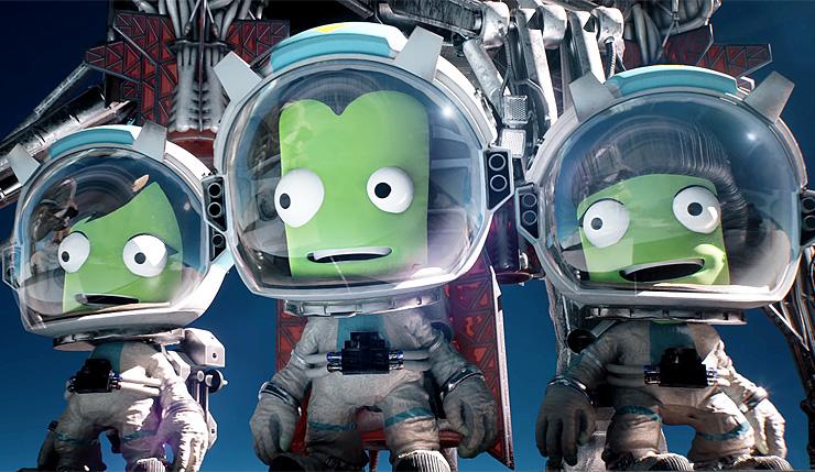 T2挖走《坎巴拉太空计划2》开发成员致原工作室倒闭