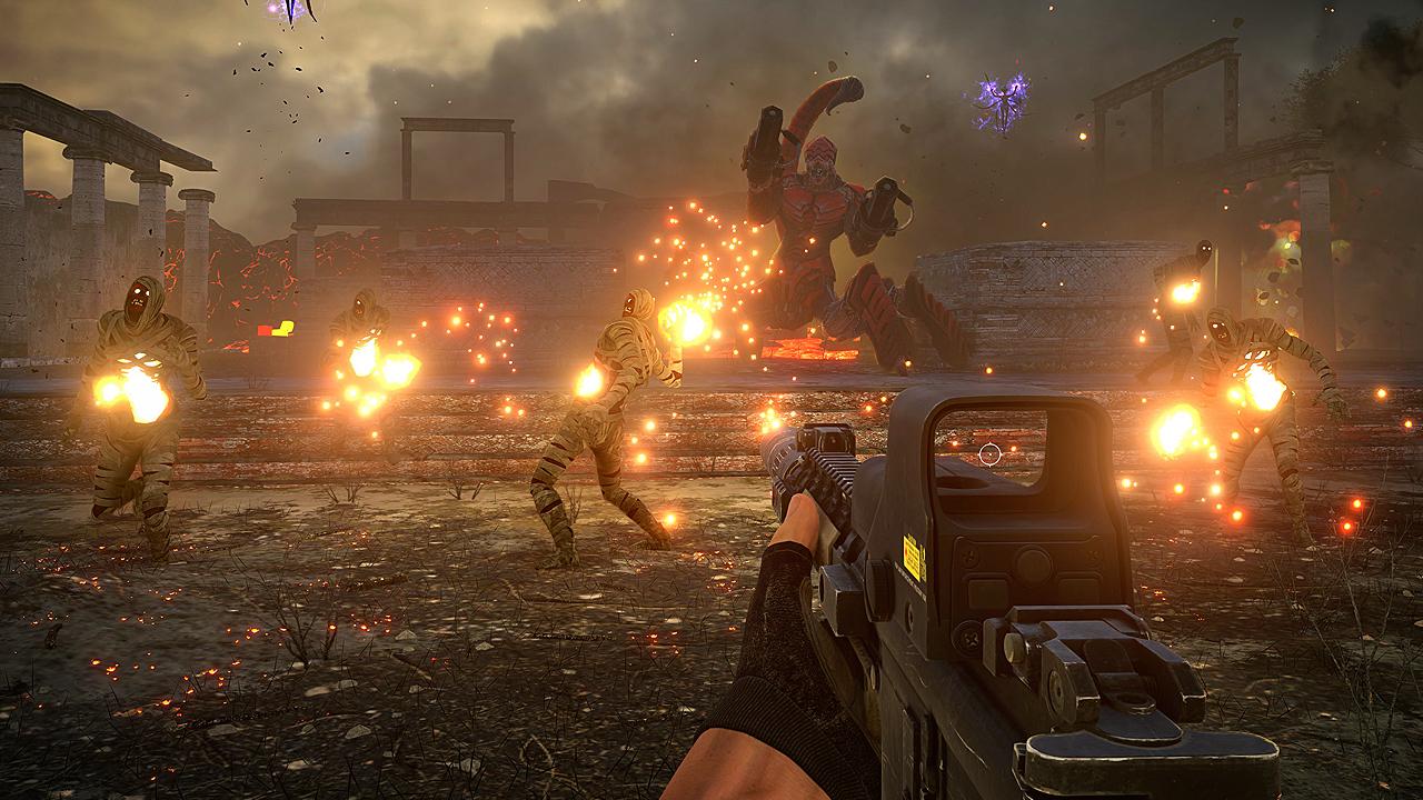 《英雄萨姆4》主线战役时长10-15小时 游戏节奏更