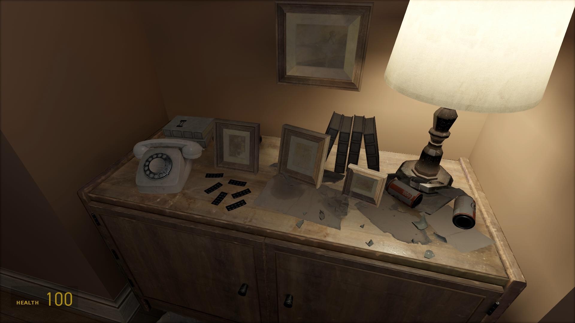 《半条命:Alyx》新Mod 让玩家体验《P.T.》恐怖场景