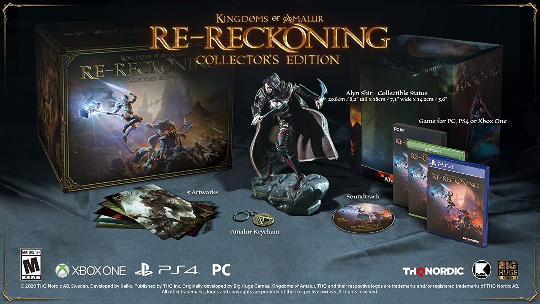 《阿玛拉王国:惩罚 重置版》确认 登陆PS4/Xbox/PC