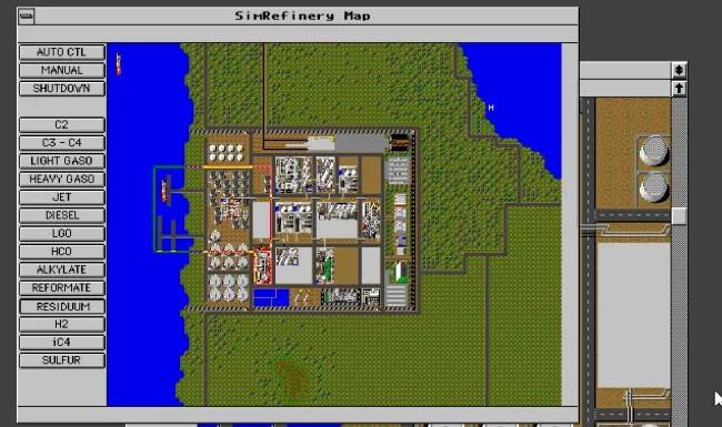 开炼油厂!《模拟人生》开发商93年商用模拟器现身