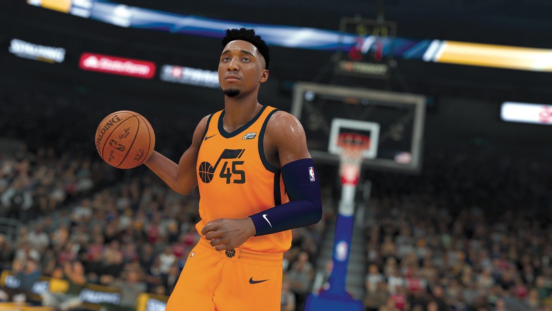 NBA将于7月31日复赛 使用《NBA 2K》音效模拟观众噪音