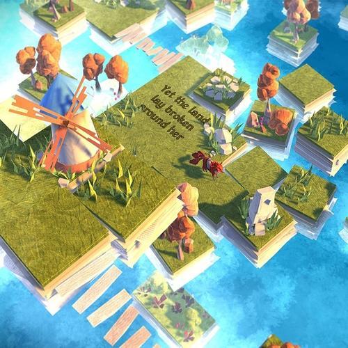 电玩游戏的教育功能测评:《纸境奇缘》