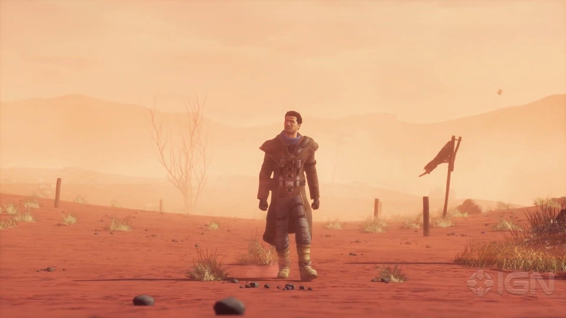 《超越钢铁苍穹》剧情预告发布 2020年登录PC和主机